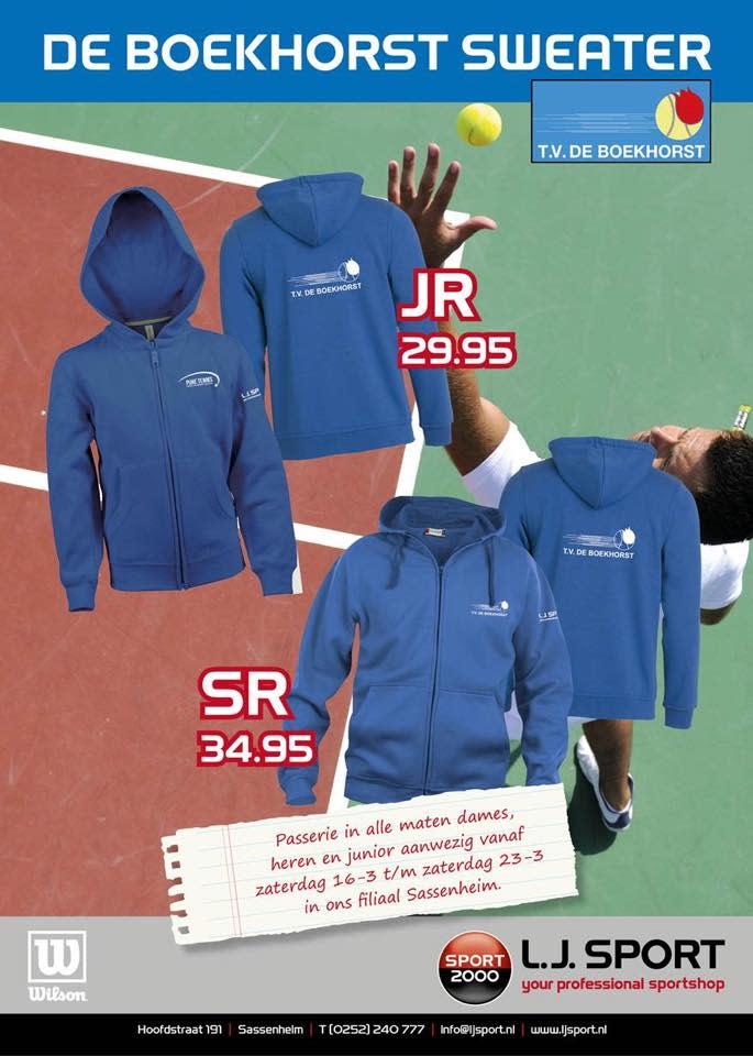 Sweater LJ sport
